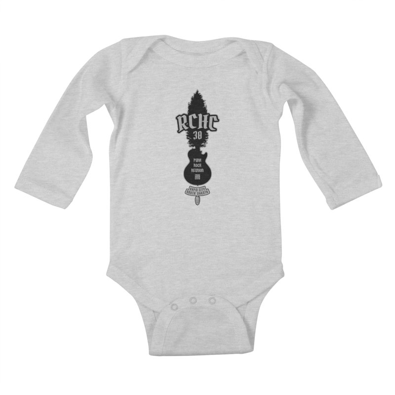 RCHC30 Kids Baby Longsleeve Bodysuit by capncrushalot's Shop