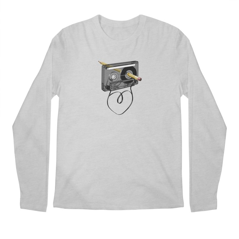 LOOPY Men's Longsleeve T-Shirt by capncrushalot's Shop