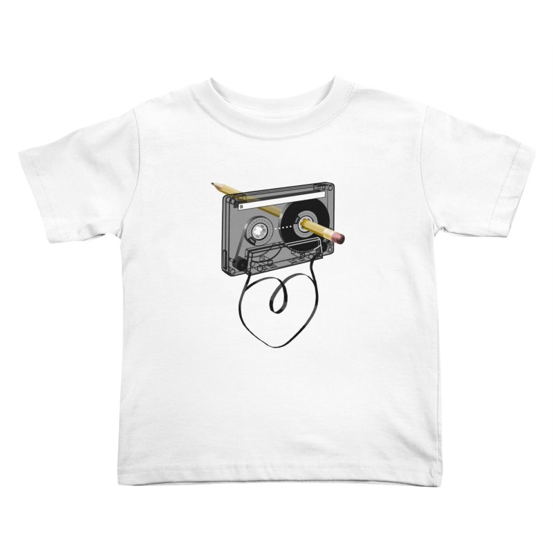 LOOPY Kids Toddler T-Shirt by capncrushalot's Shop