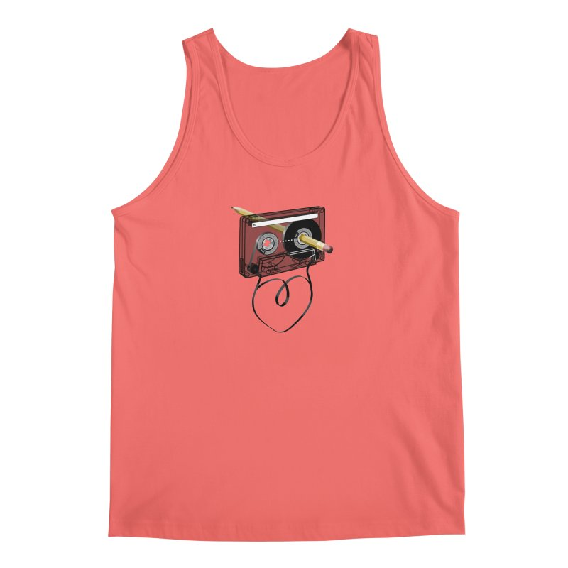 LOOPY Men's Tank by capncrushalot's Shop