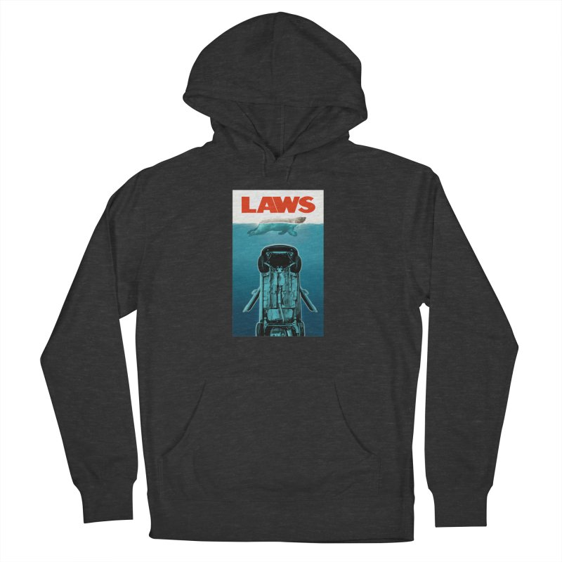 LAWS Men's Pullover Hoody by capncrushalot's Shop