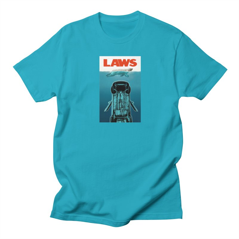 LAWS Men's T-shirt by capncrushalot's Shop