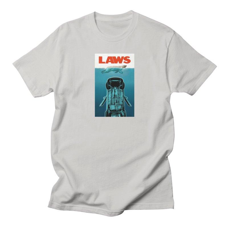 LAWS Men's T-shirt by capncrushalot's Shop