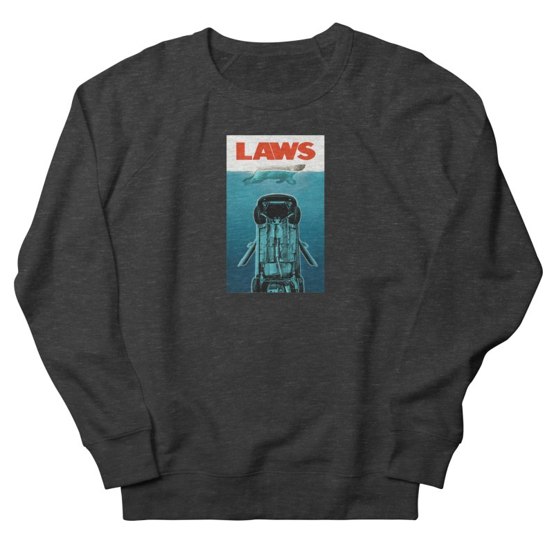 LAWS Men's Sweatshirt by capncrushalot's Shop