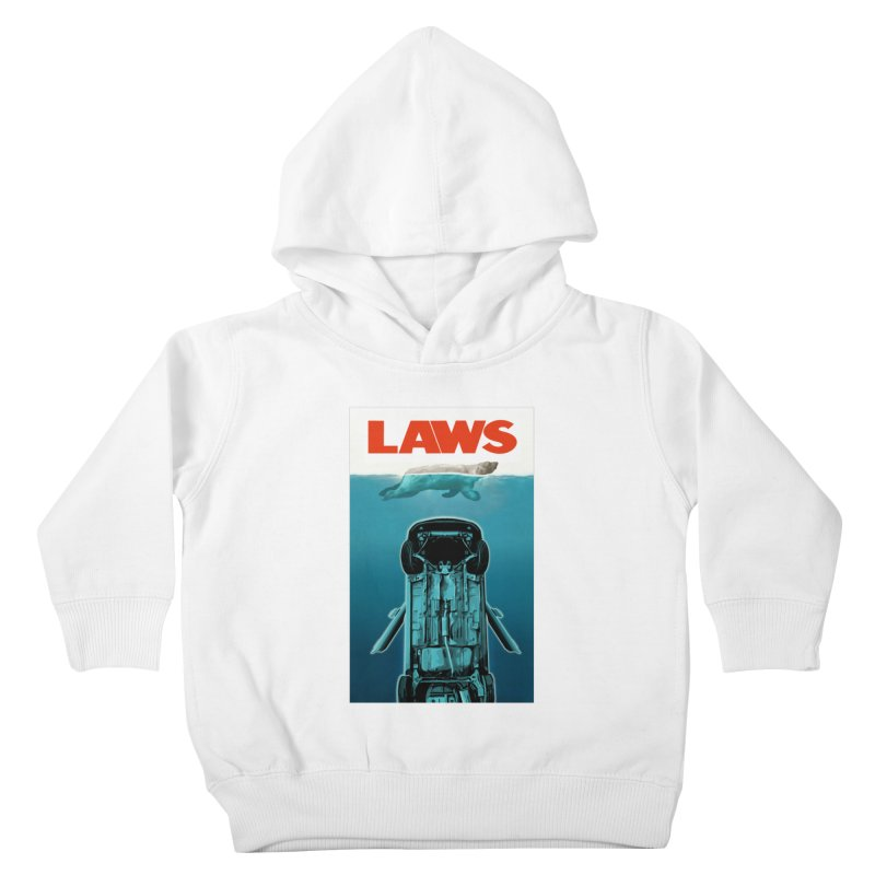 LAWS Kids Toddler Pullover Hoody by capncrushalot's Shop