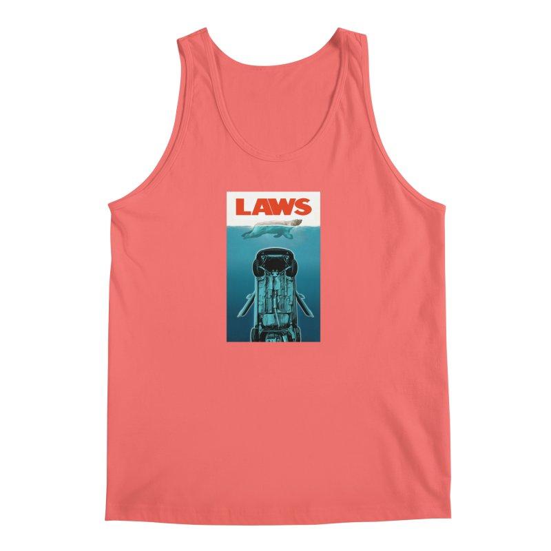 LAWS Men's Tank by capncrushalot's Shop