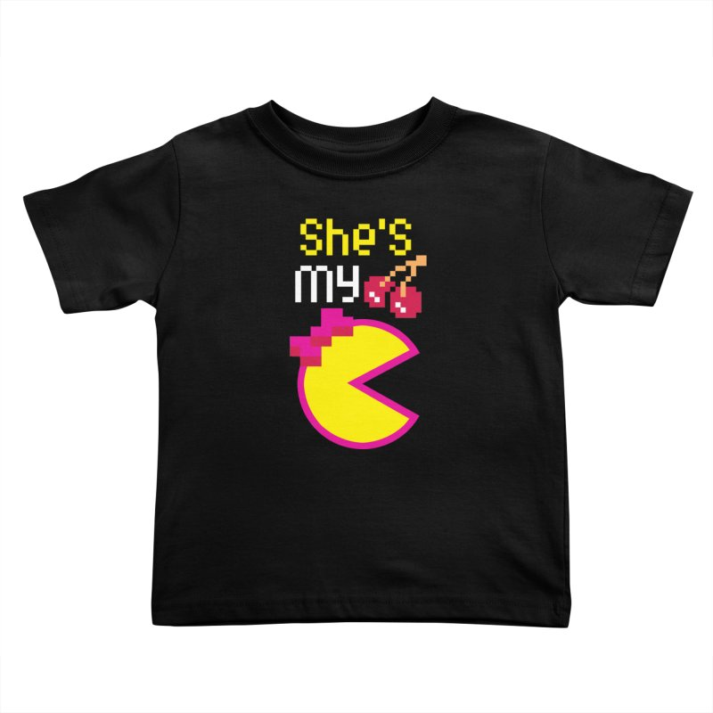 My Cherry Pie Kids Toddler T-Shirt by capncrushalot's Shop