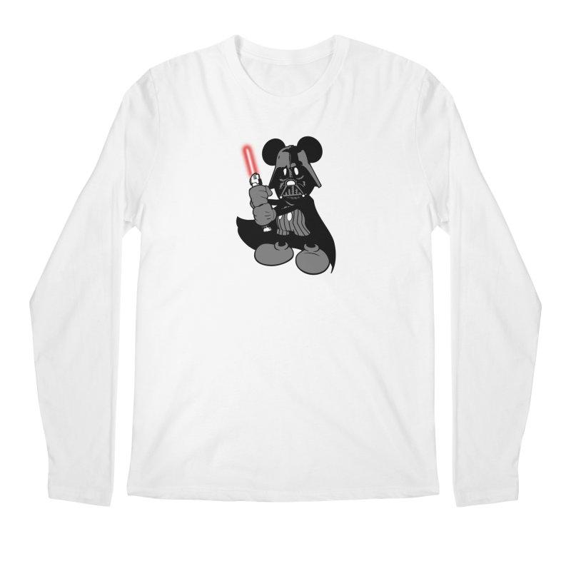 DarthMouse Men's Longsleeve T-Shirt by capncrushalot's Shop