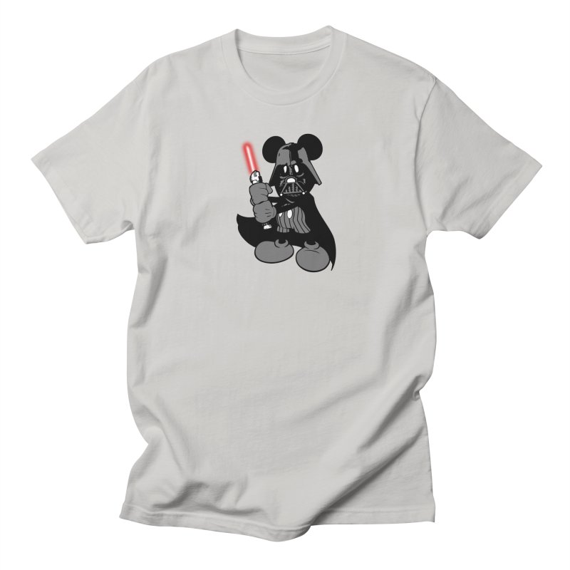 DarthMouse Men's T-shirt by capncrushalot's Shop
