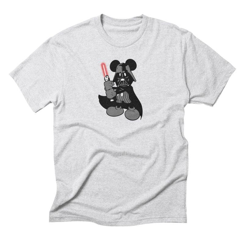 DarthMouse Men's Triblend T-shirt by capncrushalot's Shop