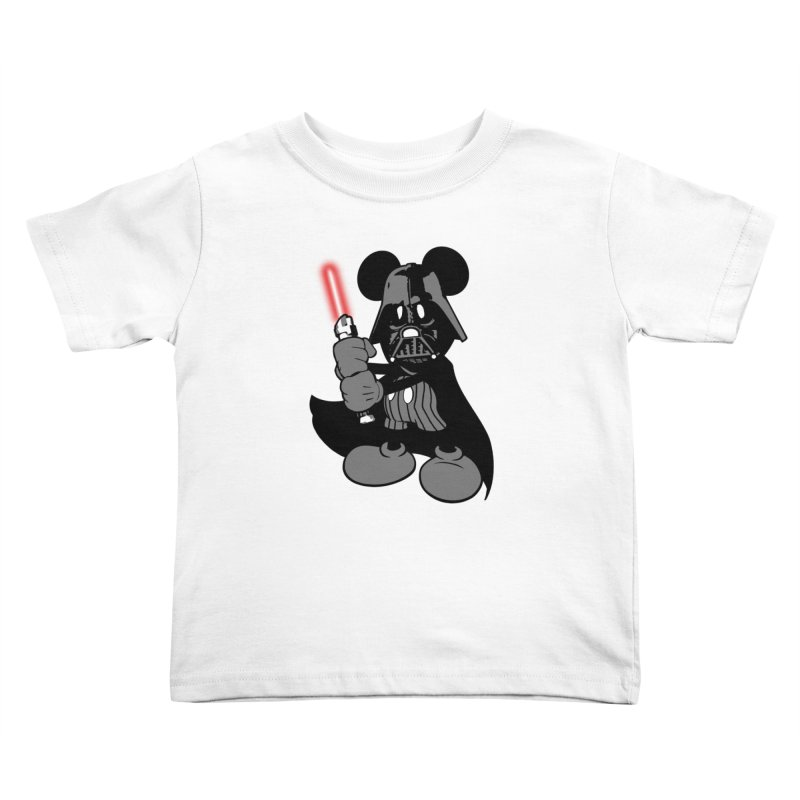 DarthMouse Kids Toddler T-Shirt by capncrushalot's Shop