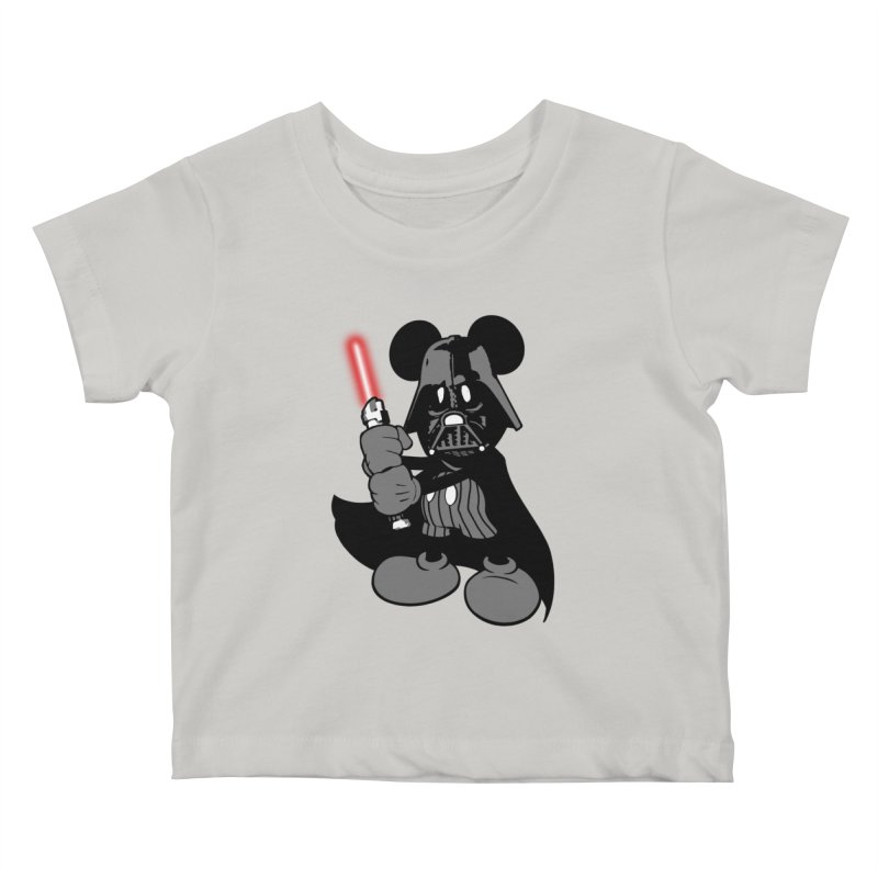 DarthMouse Kids Baby T-Shirt by capncrushalot's Shop
