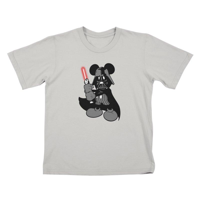 DarthMouse Kids T-shirt by capncrushalot's Shop