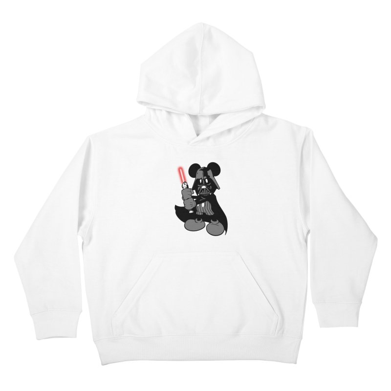 DarthMouse Kids Pullover Hoody by capncrushalot's Shop