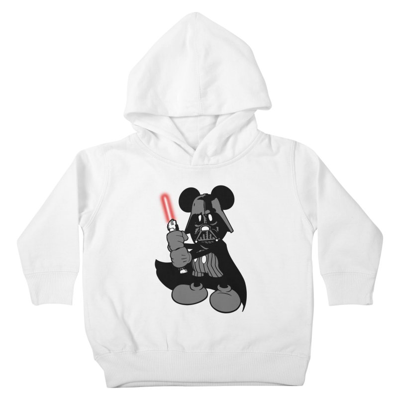 DarthMouse Kids Toddler Pullover Hoody by capncrushalot's Shop