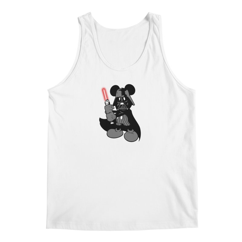 DarthMouse Men's Tank by capncrushalot's Shop