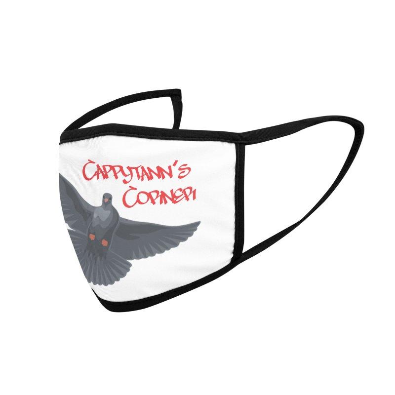 Free Bird CC Red Accessories Face Mask by Cappytann's Artist Shop