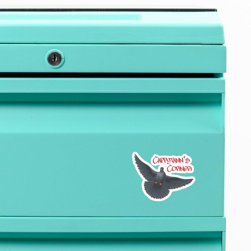 Free Bird CC Red Accessories Magnet by Cappytann's Artist Shop