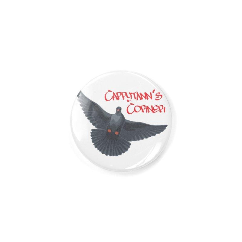 Free Bird CC Red Accessories Button by Cappytann's Artist Shop