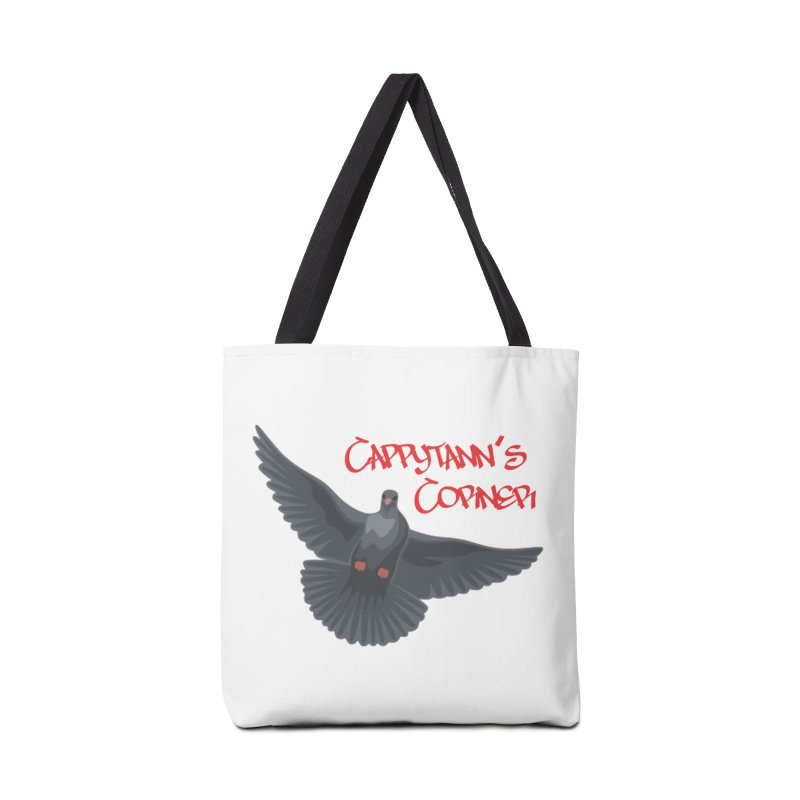 Free Bird CC Red Accessories Bag by Cappytann's Artist Shop