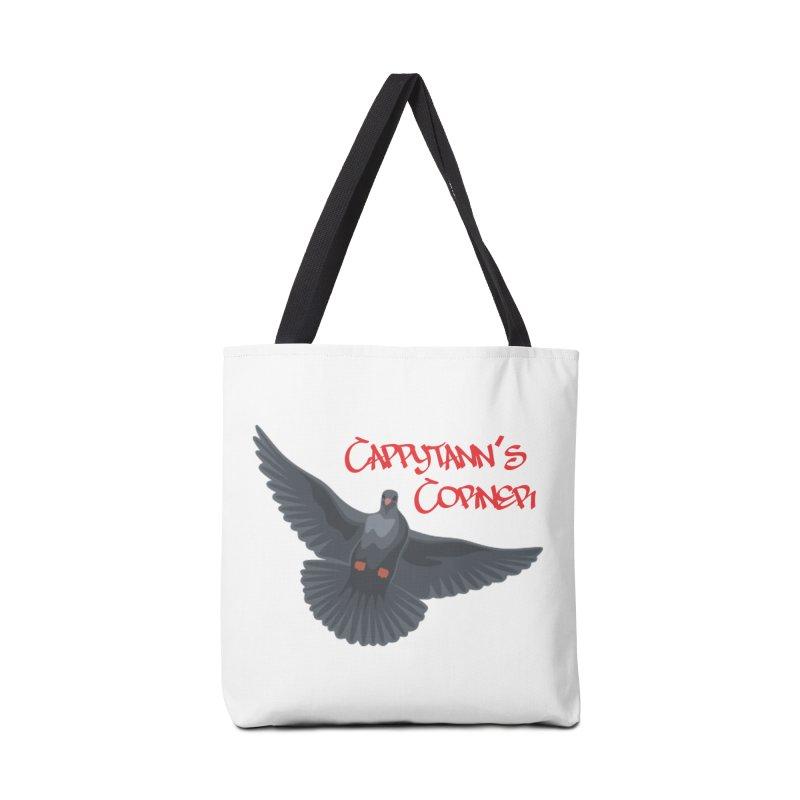 Free Bird CC Red Accessories Bag by Cappytann's Artist Shop
