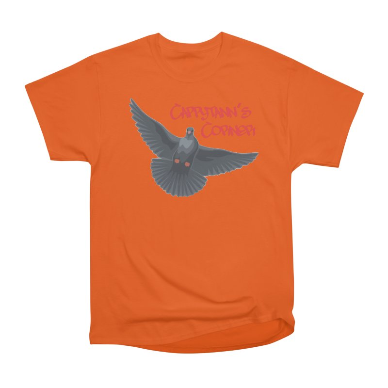 Free Bird CC Red Men's T-Shirt by Cappytann's Artist Shop