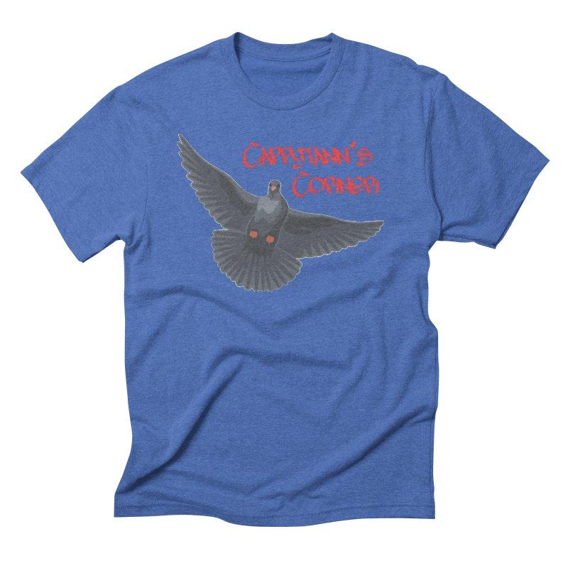 Free Bird CC Red Men's T-Shirt by Cappytann's Artist Shop