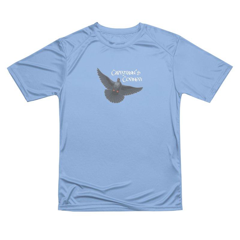 Free Bird White Women's T-Shirt by Cappytann's Artist Shop