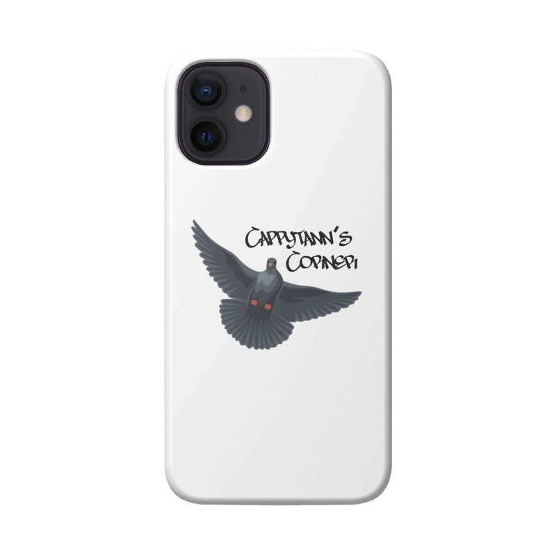 Free Bird Black Accessories Phone Case by Cappytann's Artist Shop