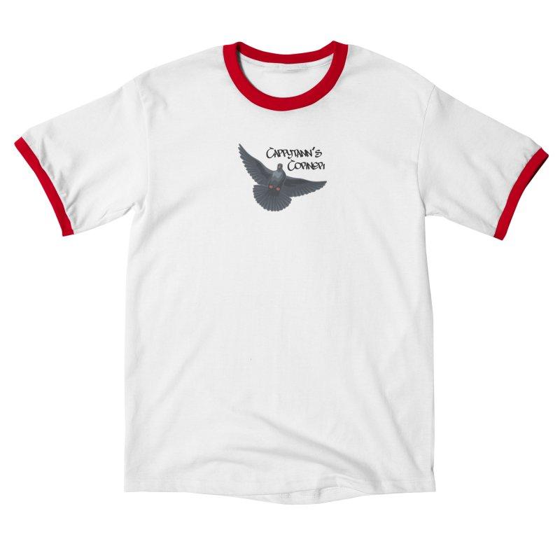 Free Bird Black Women's T-Shirt by Cappytann's Artist Shop