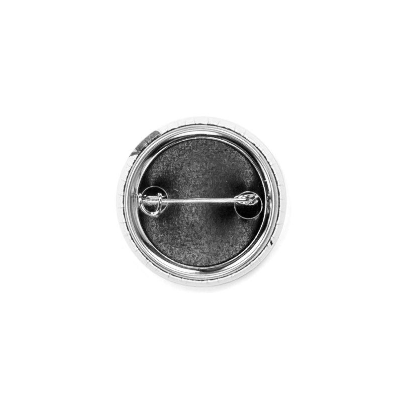 Concrete Pigeon Black Accessories Button by Cappytann's Artist Shop