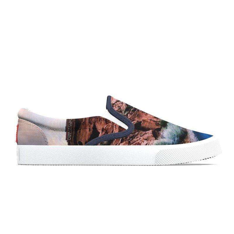 Nevada Sunset Women's Shoes by Cappytann's Artist Shop