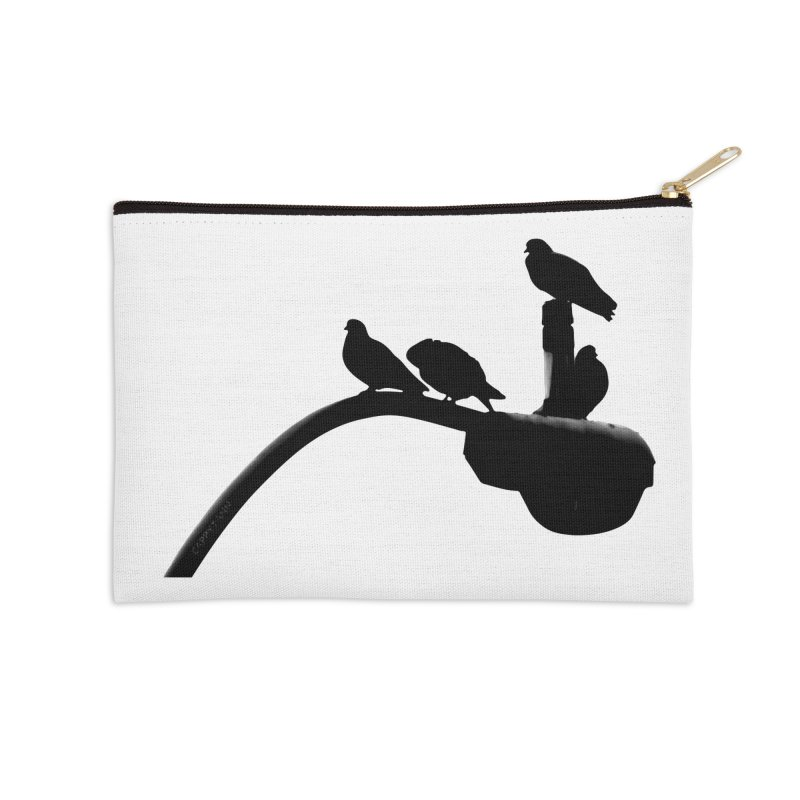 The Lookouts Accessories Zip Pouch by Cappytann's Artist Shop