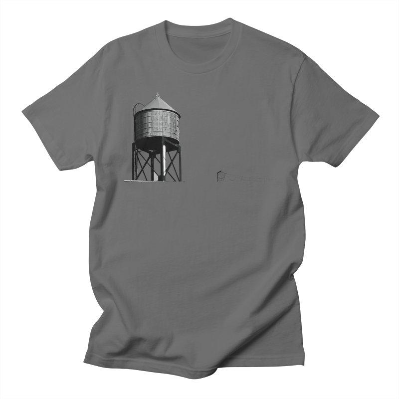Water Tank Solo Men's T-Shirt by Cappytann's Artist Shop