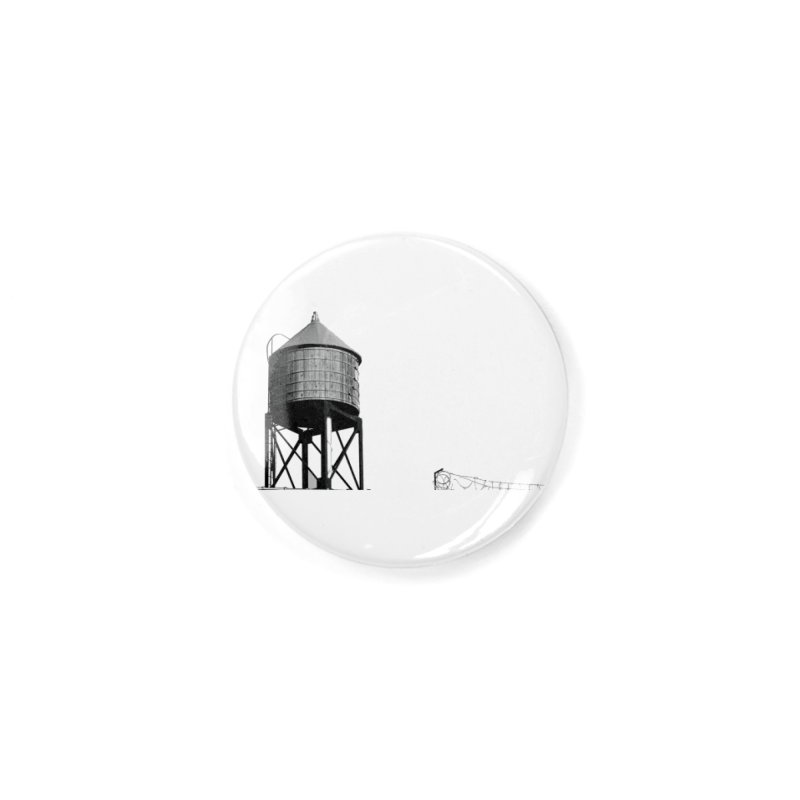 Water Tank Solo Accessories Button by Cappytann's Artist Shop