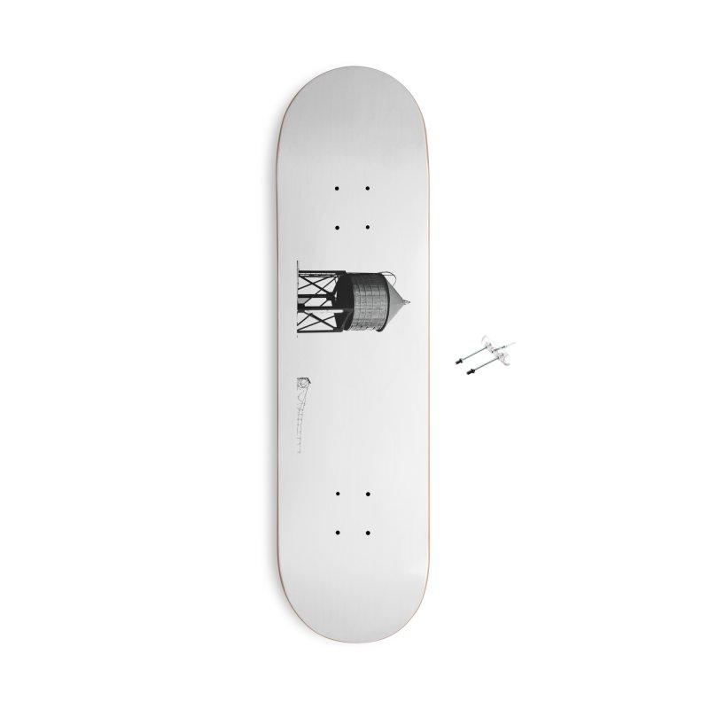 Water Tank Solo Accessories Skateboard by Cappytann's Artist Shop