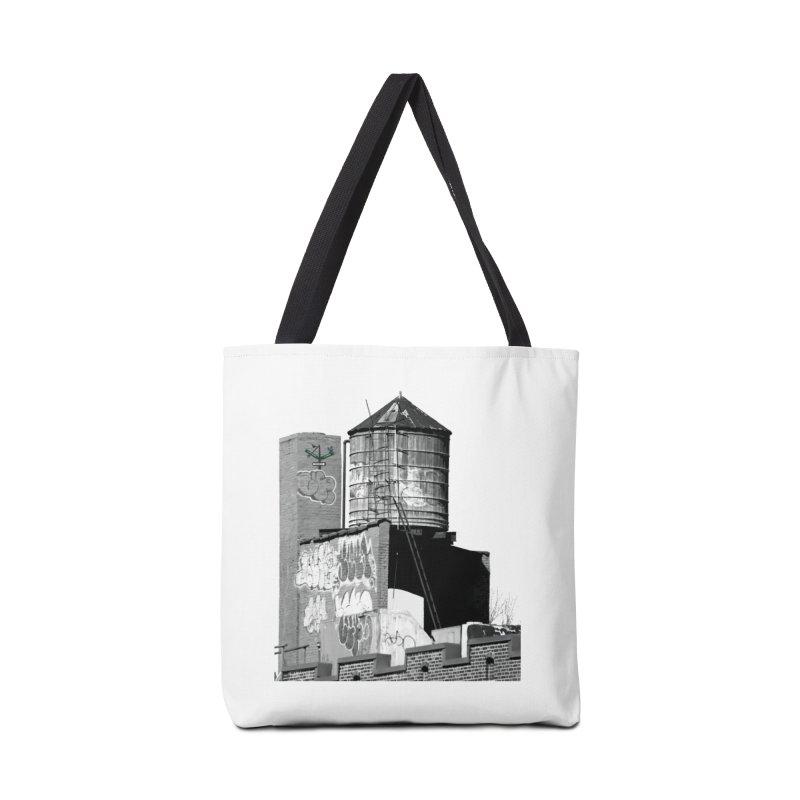 Tank Graff Accessories Bag by Cappytann's Artist Shop