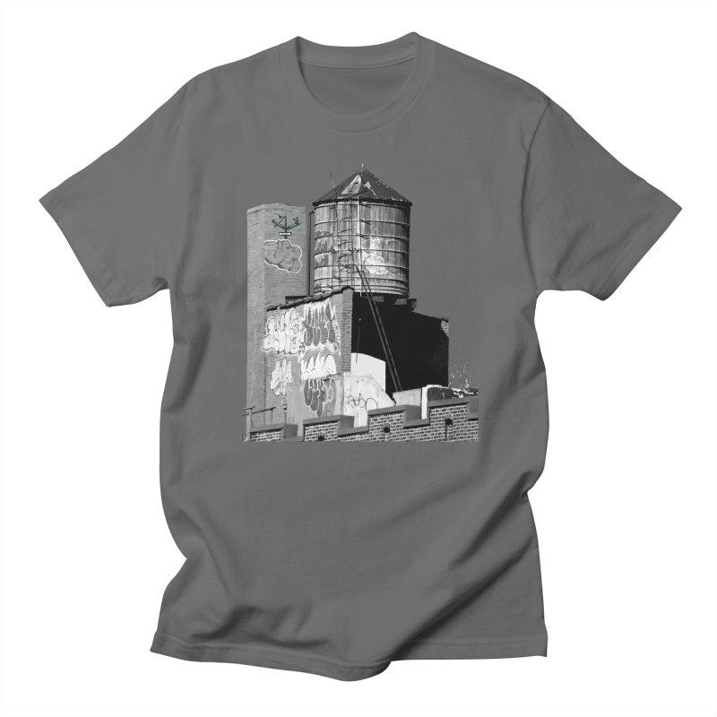 Tank Graff Men's T-Shirt by Cappytann's Artist Shop