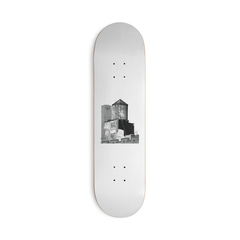 Tank Graff Accessories Skateboard by Cappytann's Artist Shop