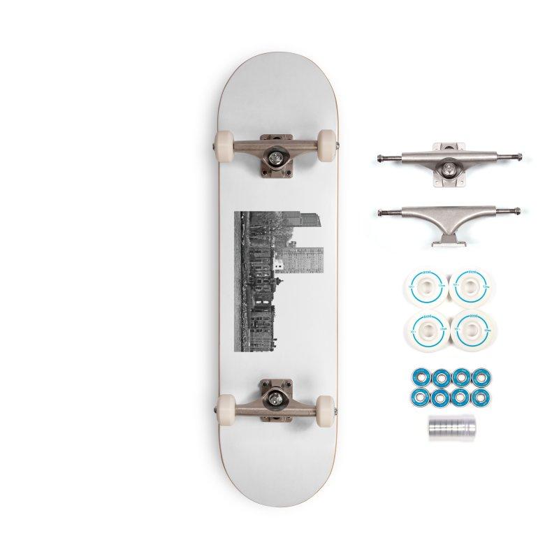 Small Pox Hosp Accessories Skateboard by Cappytann's Artist Shop