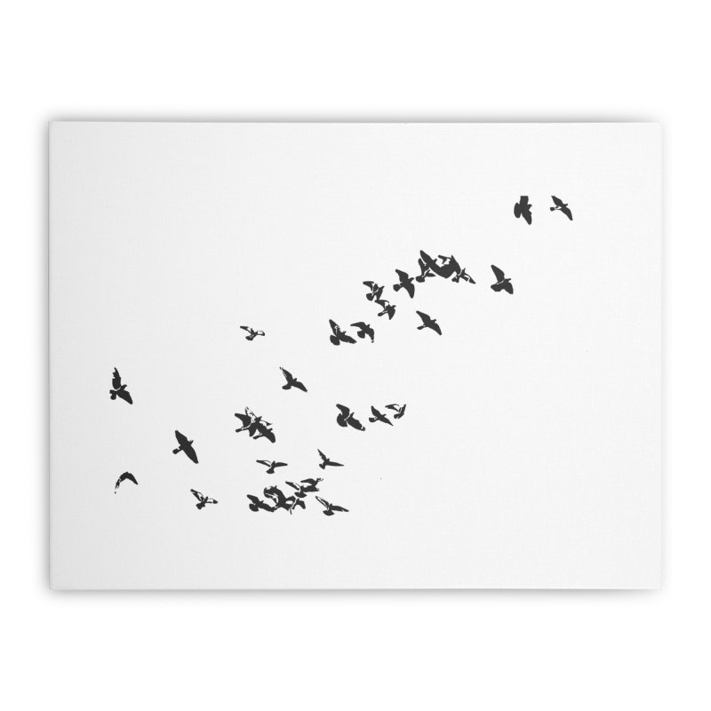 Swarm Home Stretched Canvas by Cappytann's Artist Shop