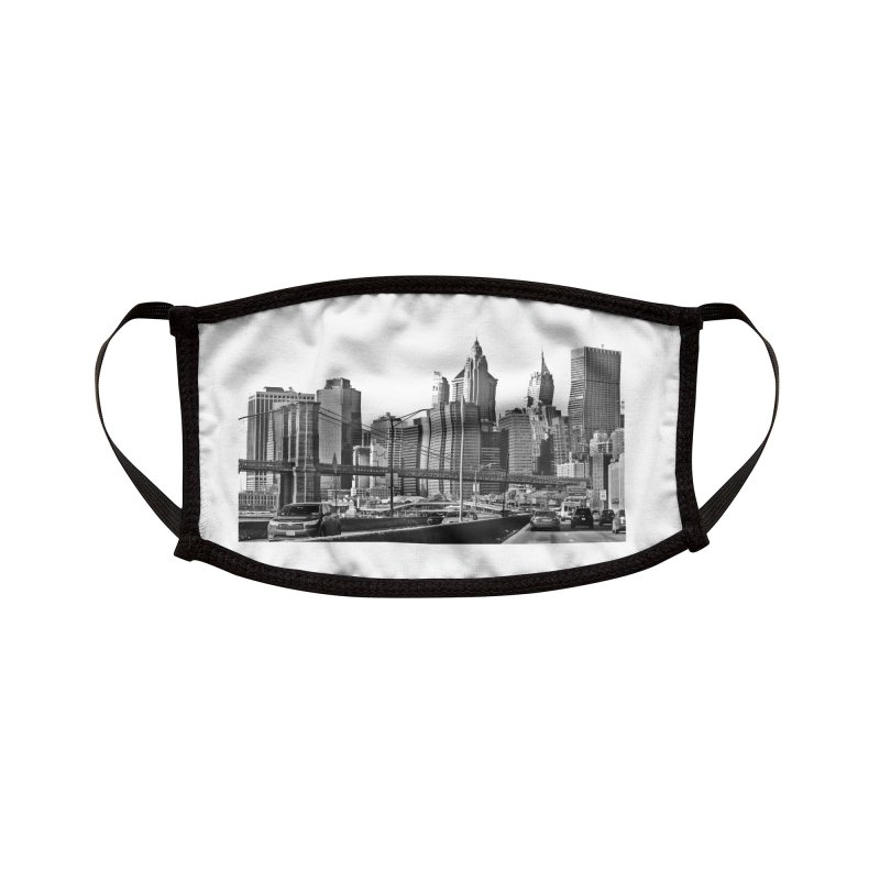 View from the FDR Accessories Face Mask by Cappytann's Artist Shop