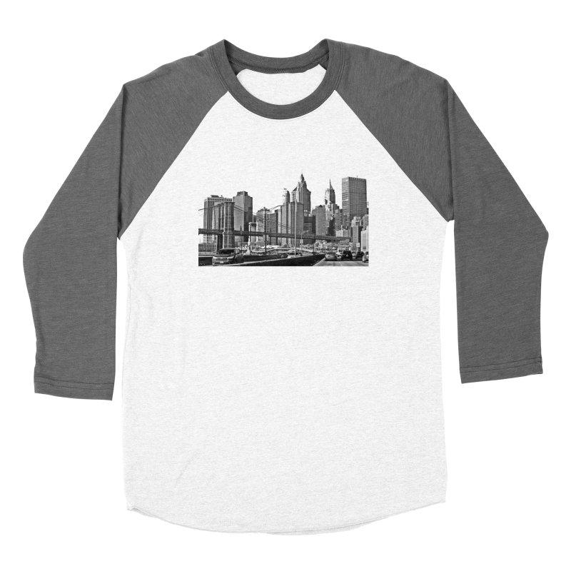 View from the FDR Women's Longsleeve T-Shirt by Cappytann's Artist Shop