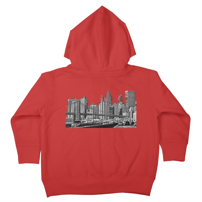 View from the FDR Kids Toddler Zip-Up Hoody by Cappytann's Artist Shop
