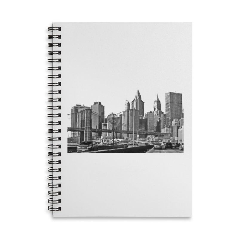 View from the FDR Accessories Notebook by Cappytann's Artist Shop