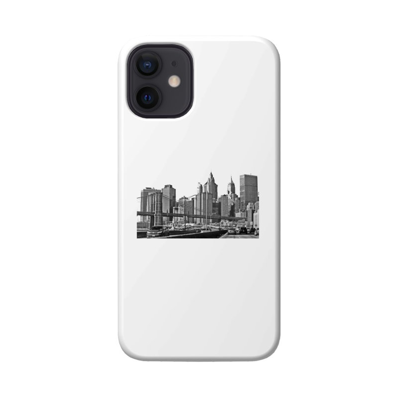 View from the FDR Accessories Phone Case by Cappytann's Artist Shop