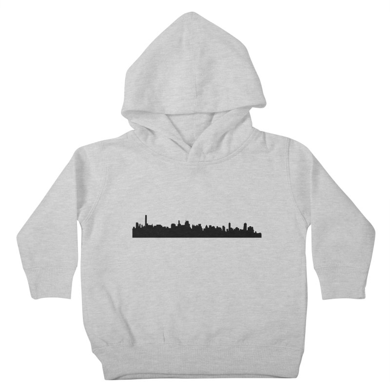 NYC from GWB Kids Toddler Pullover Hoody by Cappytann's Artist Shop