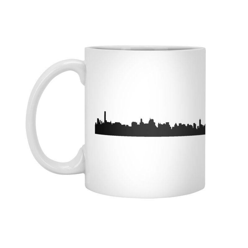 NYC from GWB Accessories Mug by Cappytann's Artist Shop