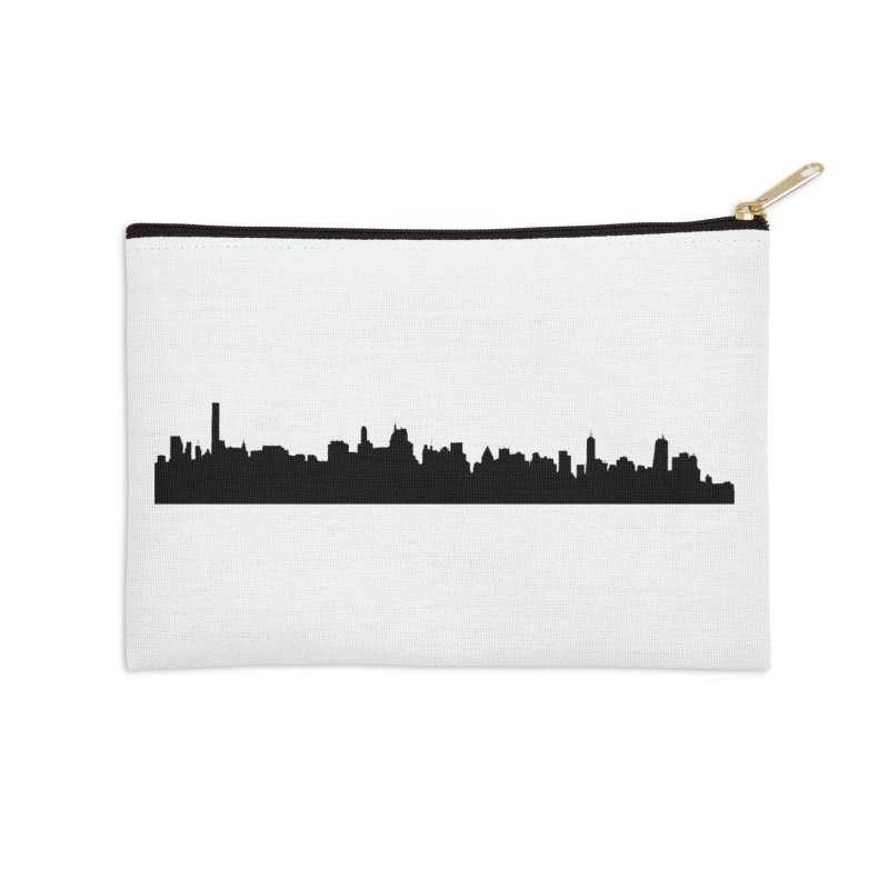 NYC from GWB Accessories Zip Pouch by Cappytann's Artist Shop