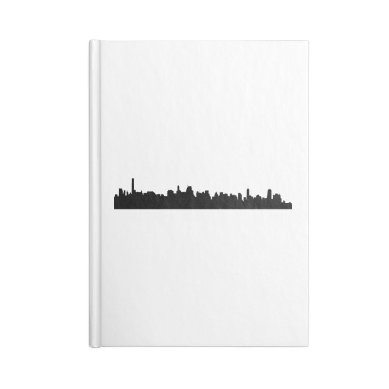 NYC from GWB Accessories Notebook by Cappytann's Artist Shop